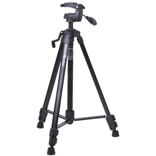 Rollei Compact Traveller Star S2 Tripod (Black)