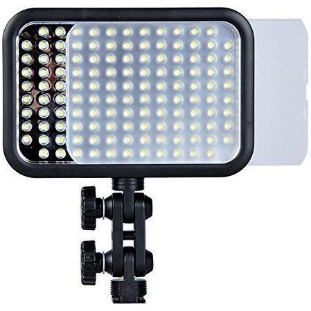 Godox LED 126 Video Light with Battery Pack & Charger
