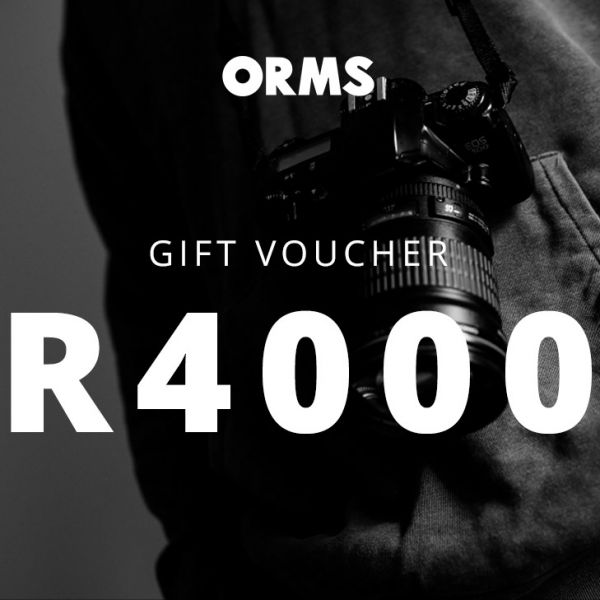 ORMS Gift Voucher - R4000