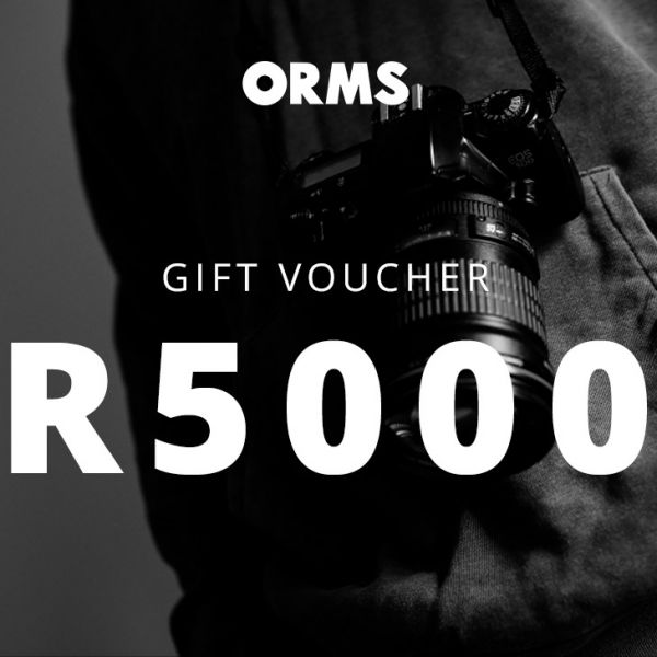 ORMS Gift Voucher - R5000