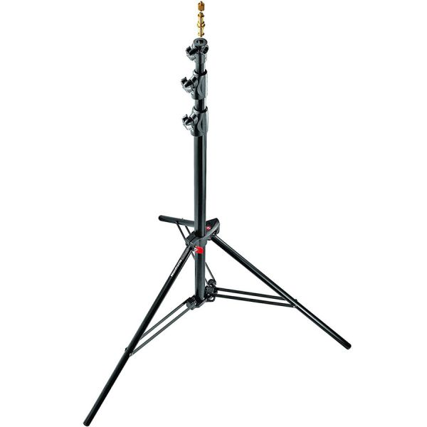 Manfrotto 1005BAC-3 Three Air Cushioned Ranker Light Stands