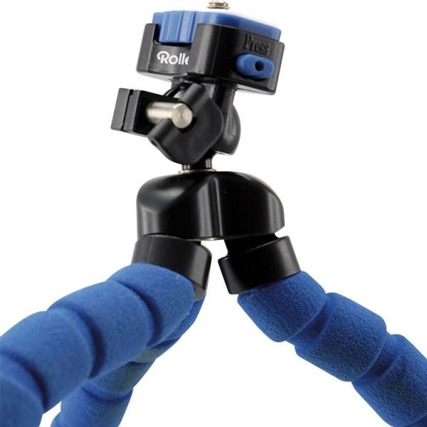 Rollei Monkey Pod Flexible Tripod (Blue)