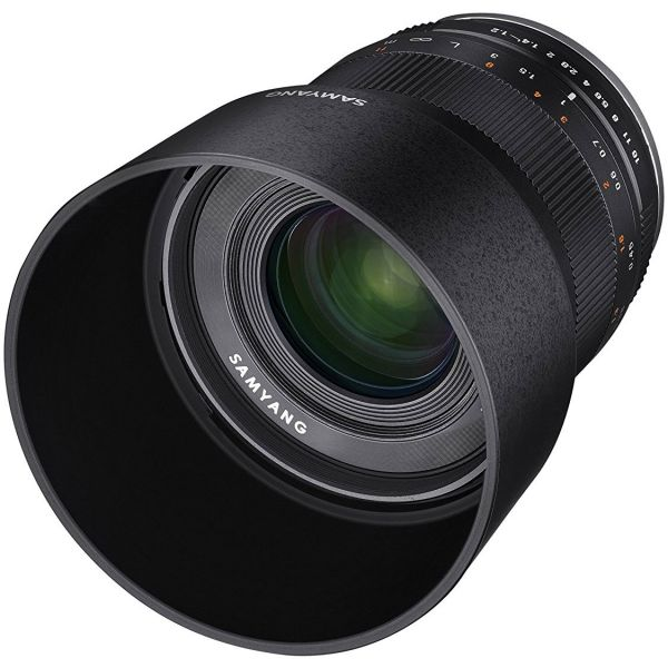 Samyang 35mm f/1.2 ED AS UMC Lens (APS-C Sony E-Mount)