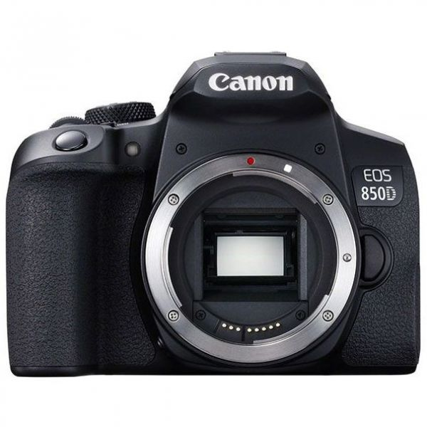Canon EOS 850D DSLR Camera with 18-135mm IS USM Lens
