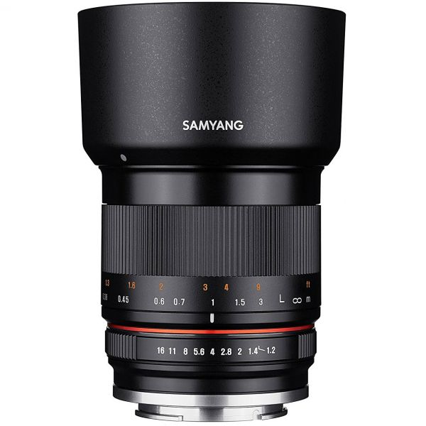 Samyang 35mm f/1.2 ED AS UMC Lens (Fujifilm X Mount)