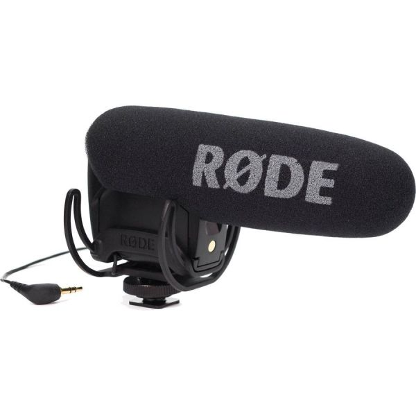 Rental: Rode VideoMic Pro with Rycote Lyre Suspension System