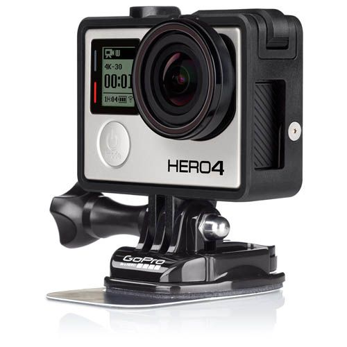 GoPro Removable Instrument Mounts (Pack of 3)