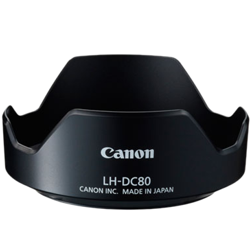 CANON LH-DC80 (LENS HOOD FOR PS G1X II)