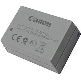 Canon NB-10L Battery Pack