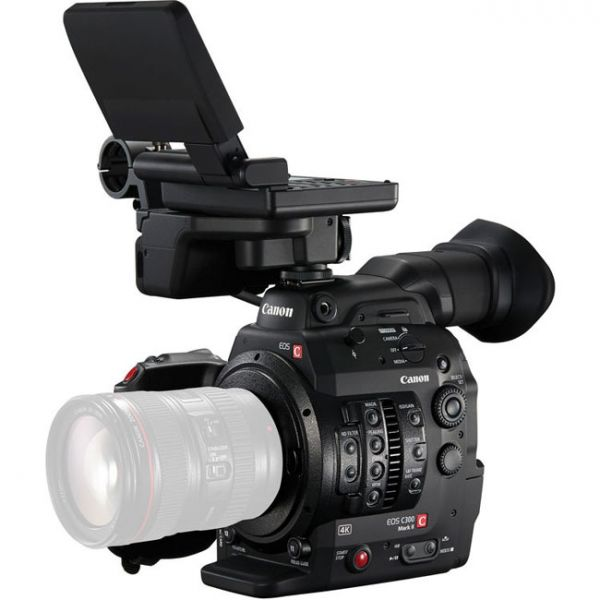 Canon EOS C300 Mark II Cinema Camera - EF Mount