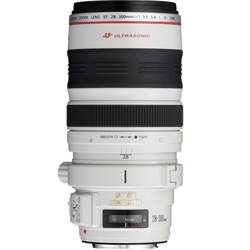 Canon EF 28-300mm f/3.5-5.6 L IS USM Lens