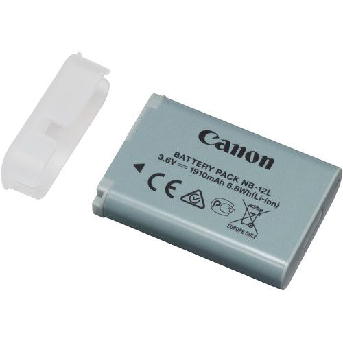 Canon NB-12L Lithium Ion Battery Pack