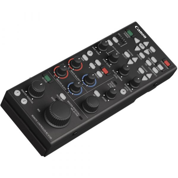 Canon RC-V100 Remote Controller For C & XF Series Video Cameras
