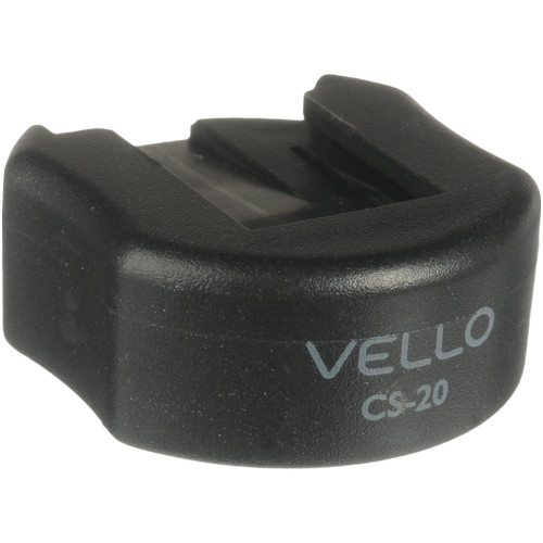 Vello Cold Shoe Mount with 1/4