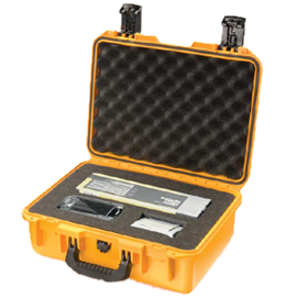 Pelican Storm iM2200 Case (Yellow) with Cubed Foam