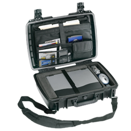 Pelican Storm iM2370 Case (Black) with Computer Tray