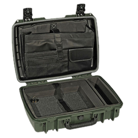 Pelican Storm iM2370 Case (Olive Drab) with Computer Tray