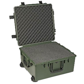 Pelican Storm iM2875 Case (Olive Drab) with Cubed Foam