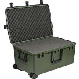 Pelican Storm iM2975 Case (Olive Drab) with Cubed Foam
