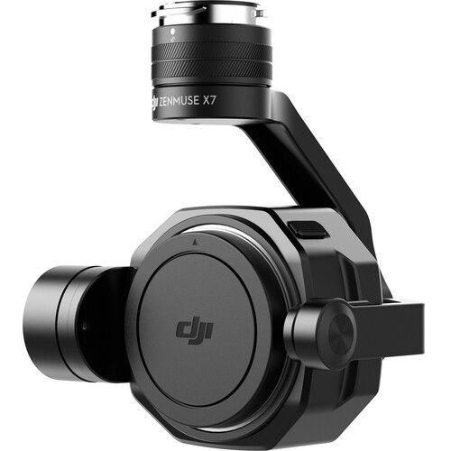 DJI Inspire 2 Standard Kit with Zenmuse X7 Gimbal & 16mm/2.8 ASPH ND Lens