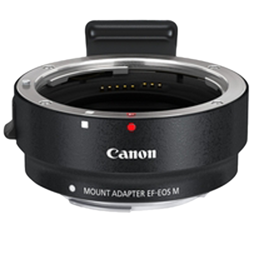 Canon EF-M to EF Lens Mount Adapter