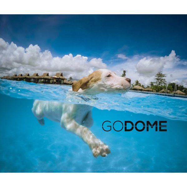 GoDome Basic For GoPro HERO5/HERO6/HERO7 Black