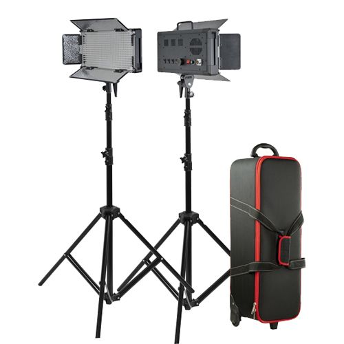 Godox LED 500 Light Kit Version 2.0