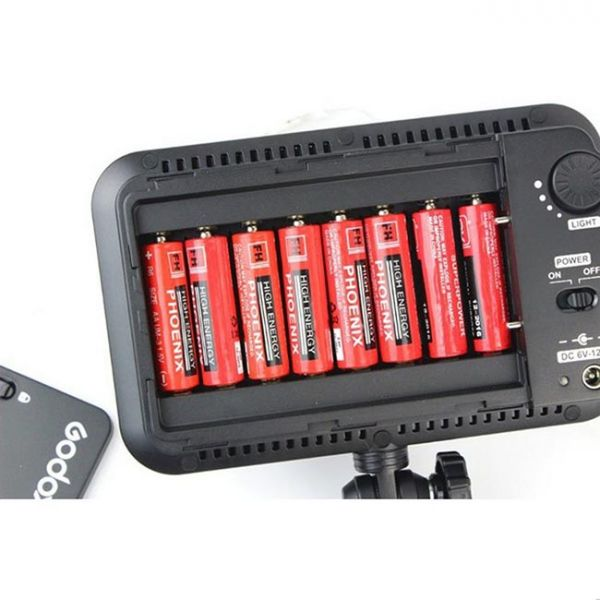 Godox LED 170 Video Light with Battery Pack & Charger