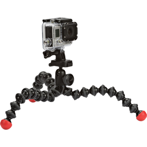 Joby GorillaPod Action Tripod with Mount for GoPro