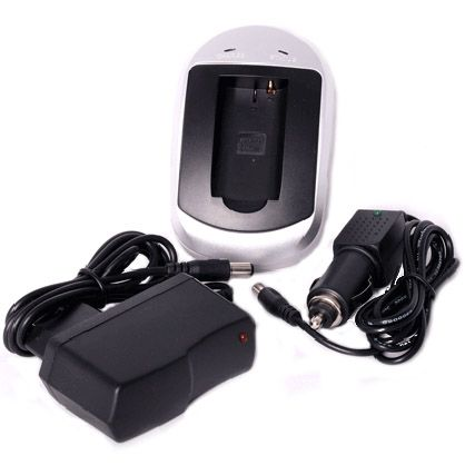 GP Battery Charger For Sony Batteries