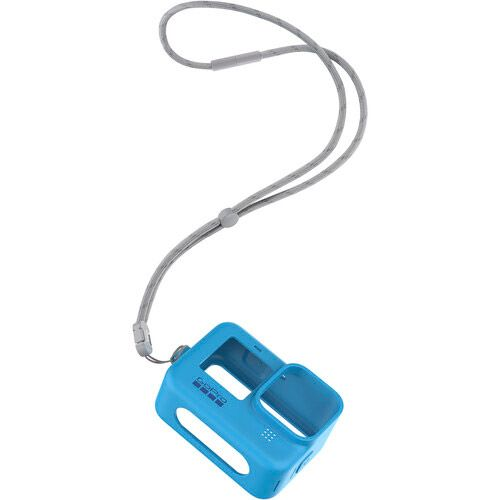 GoPro Sleeve and Lanyard for HERO9 (Blue)