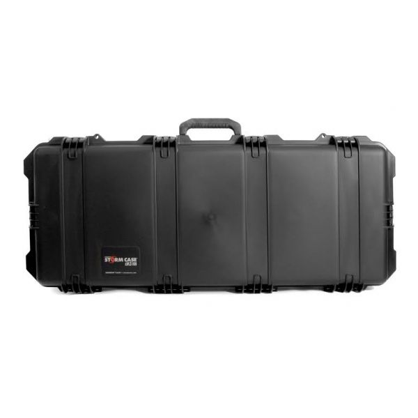 Pelican Storm iM3100 Case (Black) with Solid Foam