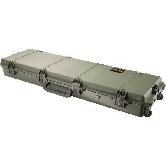 Pelican Storm iM3300 Case (Olive Drab) with Solid Foam