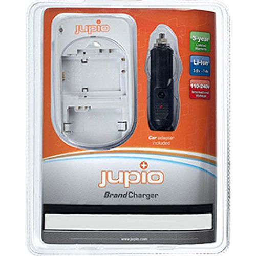 Jupio Brand Charger – Fuji / Kodak / Casio (Open Box Demo)
