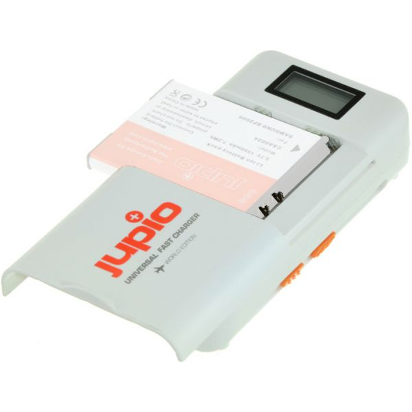Jupio Universal Fast Charger LCD