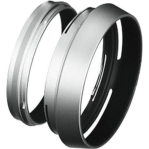 Lens Hood and Adaptor Ring for X100/X100S