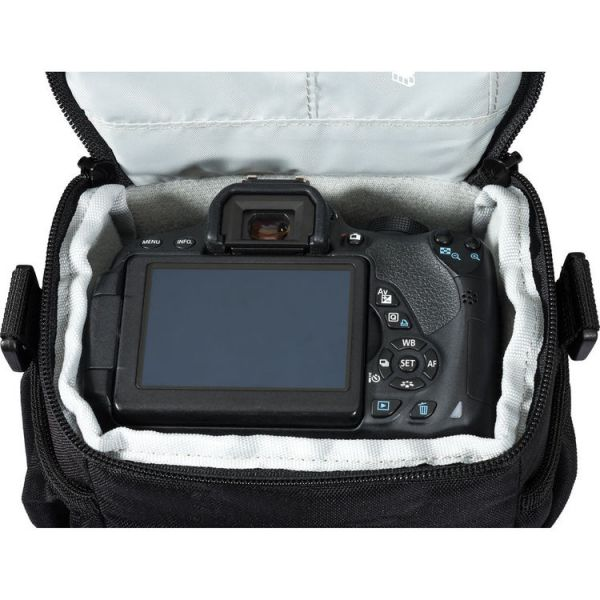 Lowepro Adventura SH 120 II Bag Interior