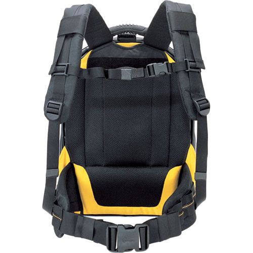 Lowepro Dryzone 200 Waterproof Backpack Back (Yellow)