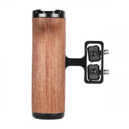 Leofoto CH-3 Rosewood Hand Grip for Camera Cage