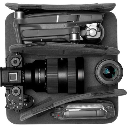 Lowepro ProTactic BP 300 AW II Camera and Laptop Backpack (Black)