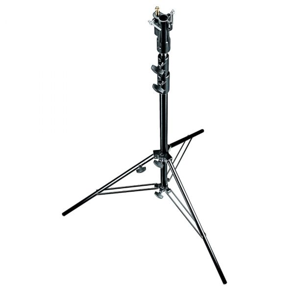 Manfrotto Aluminum Senior Stand with Leveling Leg