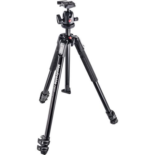 Manfrotto MK190X3-BH with Ball Head