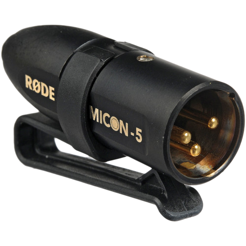 Rode MiCon 5 Connector for Rode MiCon Microphones (XLR) 1