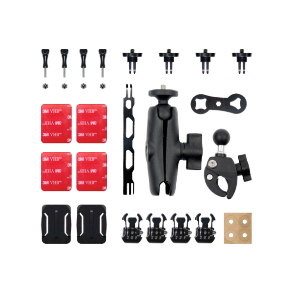 Insta360 Motorcycle Bundle for ONE R, ONE X and ONE Cameras