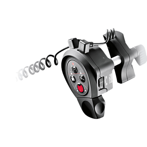 Manfrotto Clamp-on Electronic Remote Control for Canon HDSLRs