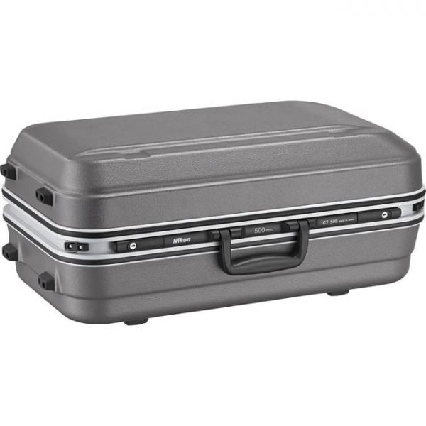 Included Lens Case