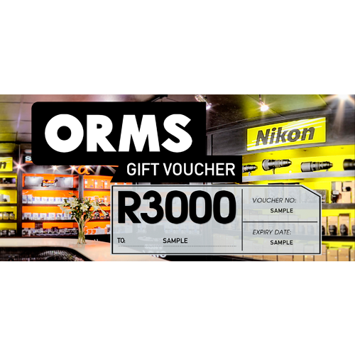 ORMS Gift Voucher - R3000