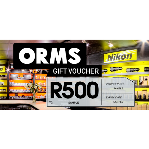 ORMS Gift Voucher - R500