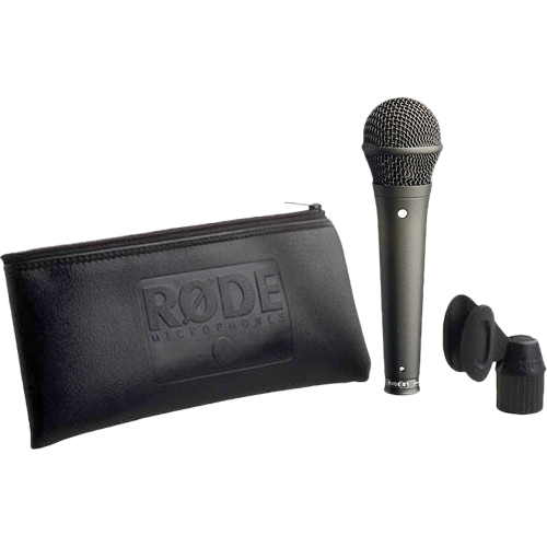 Rode S1-B - Live Condenser Vocal Microphone