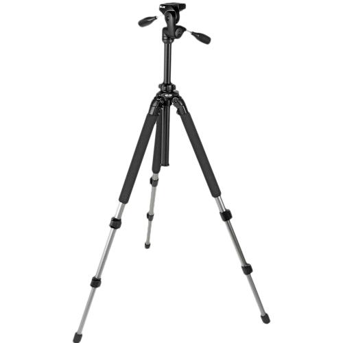 Slik Pro 700DX Tripod with 3-Way Pan/Tilt Head